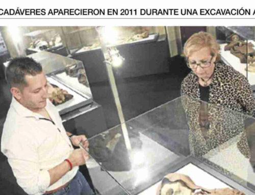 Una iglesia acoge el primer museo de momias de España