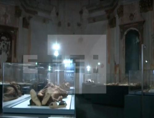 Momias de más de dos siglos hablan de sus antepasados (Agencia EFE)