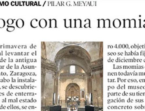 Diálogo con una momia (Heraldo)