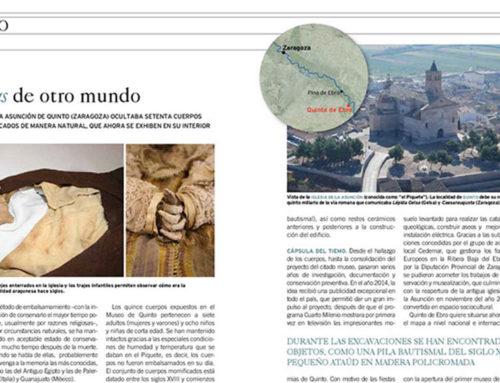 Momias de otro mundo (Revista Historia)